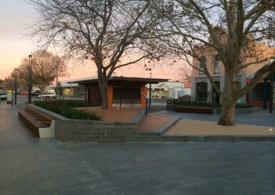 Bairnsdale-mall-landscaping