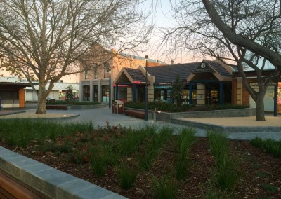 Bairnsdale-mall-landscaping-cameron-outdoor