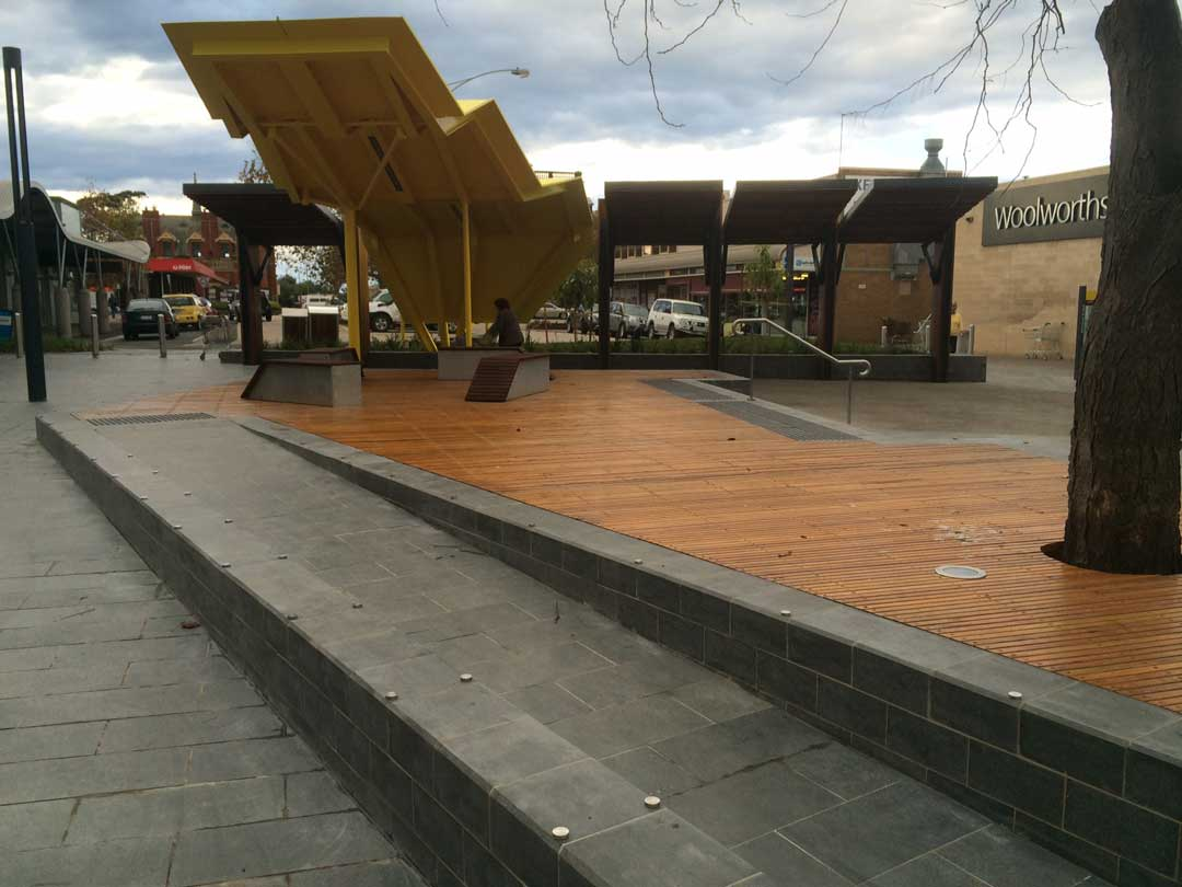 Bairnsdale decking